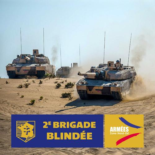 2eme Brigade Blindée