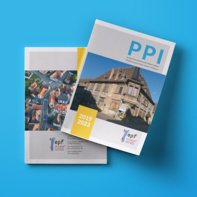 EPF d'Alsace – Plan Pluriannuel d'Intervention (ppi)