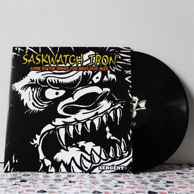 ILL - Saskwatch Iron - Sergent Records