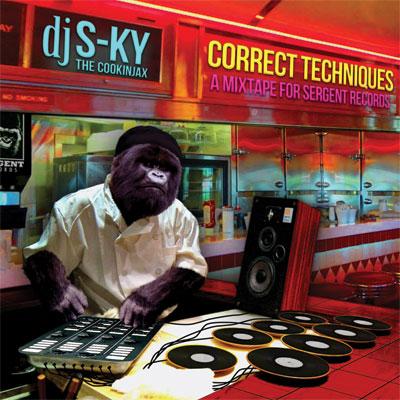 DJ S-KY – CORRECT TECHNIQUES