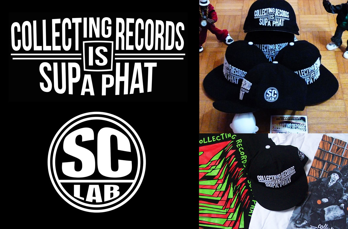 COLLECTING RECORDS IS SUPA PHAT - Snapback une réalisation ILL COMMUNICATIONS
