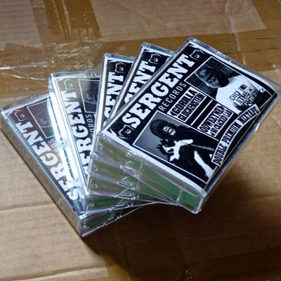 ILL - SERGENT RECORDS - DOUBLE PREMIUM MIXTAPE