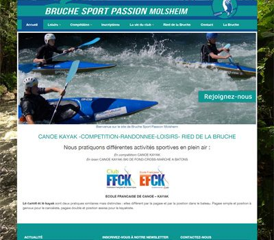 Bruche Sport Passion Molsheim