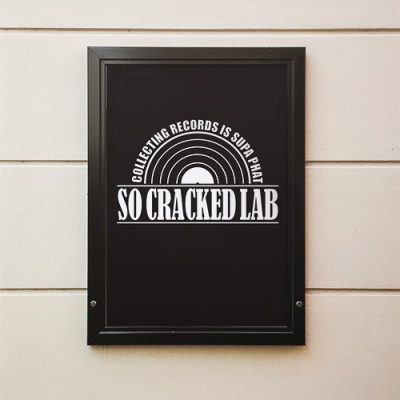 SO CRACKED LAB – Vinyles – CD – T-Shirts