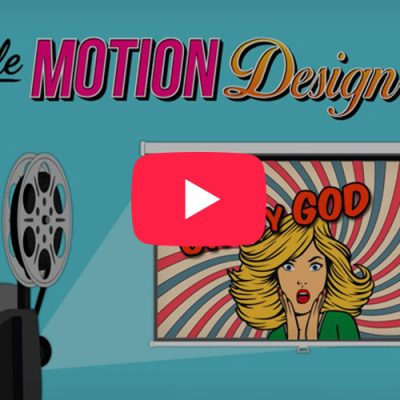 Le Motion Design, qu'est ce que c'est ???